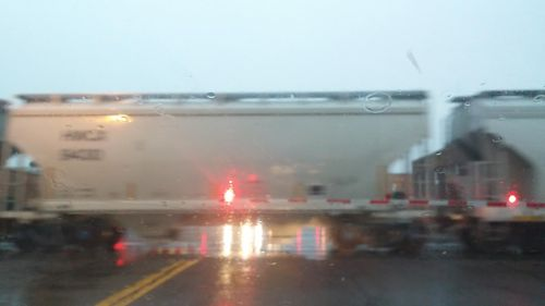 train-rain
